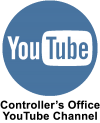 Controller's Office YouTube Channel